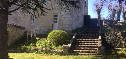 Bouniagues - Porte classée